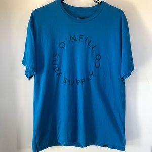 🍿3/$12 O'neill Modern Fit T Shirt Size L